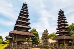 Pura Taman Ayun, Mengwi Stock Images