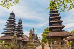Pura Taman Ayun Temple antiga Imagem de Stock