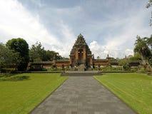 Pura Taman Ayun Temple, Bali image stock