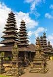 Pura Taman Ayun Temple in Bali, Indonesië Stock Fotografie