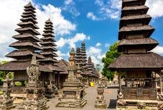 Pura Taman Ayun Temple in Bali, Indonesië Stock Afbeeldingen