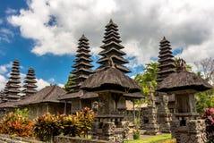 Pura Taman Ayun Temple in Bali, Indonesië Royalty-vrije Stock Afbeeldingen