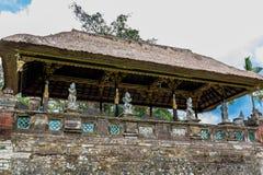 Pura Taman Ayun Temple in Bali, Indonesië Royalty-vrije Stock Foto