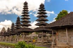 Pura Taman Ayun Temple in Bali, Indonesië Stock Foto