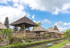 Pura Taman Ayun Temple in Bali, Indonesië Stock Foto's