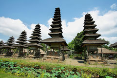 Pura Taman Ayun Temple Stock Photo