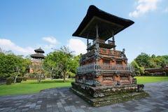 Pura Taman Ayun Temple Stock Image