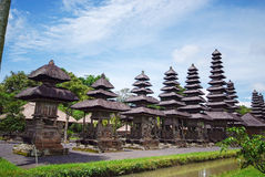 Pura Taman Ayun temple at Bali, Indonesia Stock Photo