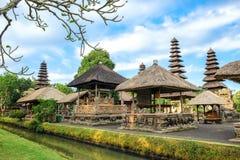 Pura Taman Ayun Temple i Bali, Indonesien en kunglig tempel av Mengwi välde arkivbilder
