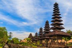 Pura Taman Ayun W Mengwi Przy Bali wyspą Fotografia Stock