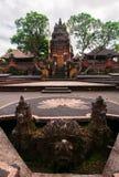 Pura Taman Kemuda Saraswati Royalty Free Stock Photos