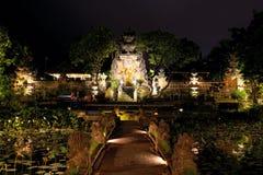 Pura Taman Saraswati Royalty Free Stock Photography