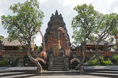 Pura Taman Saraswati, Ubud, Bali, Indonesia Stock Photography