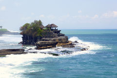 Pura Tanah Lot Royalty Free Stock Image