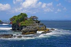 Pura Tanah Lot. Temple on Bali, Indonesia Stock Photos