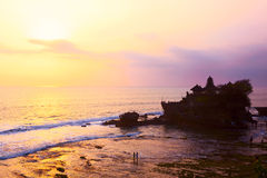 Pura Tanah Lot Stock Photography