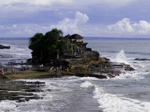 Pura Tanah Lot stockfoto