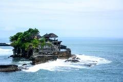 Pura Tanah Lot, Bali, Indonesia Royalty Free Stock Images