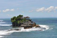 Pura Tanah Lot, Bali, Indonesia. Stock Photos