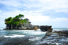 Pura Tanah Lot, Bali, Indonesia Stock Images