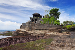 Pura Tanah Lot temple Royalty Free Stock Photo