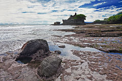 Pura Tanah Lot temple Stock Photography