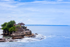 Pura Tanah Lot - temple on Bali, Indonesia Stock Photography