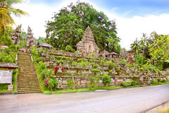 Pura  temple, Bali, Indonesia Royalty Free Stock Image