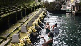 Pura Tirta Empul en Bali