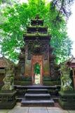 Pura, Tirtha, Empul, tempel in Bali, Indonesië royalty-vrije stock foto