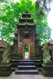Pura,Tirtha, Empul, temple in Bali, Indonesia Royalty Free Stock Photo