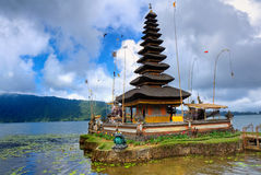 Pura Ulun Danu Royalty Free Stock Photos