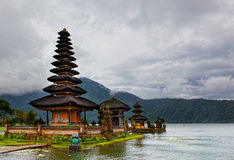 Pura Ulun Danu Royalty Free Stock Photo