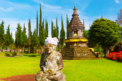 Pura Ulun Danu Stock Photo