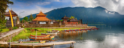 Pura Ulun Danu Royalty Free Stock Photography