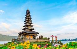 Pura Ulun Danu Batur est un temple dans Bali Photo stock