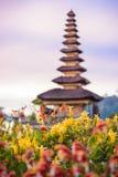 Pura Ulun Danu Batur est un temple dans Bali Photos stock