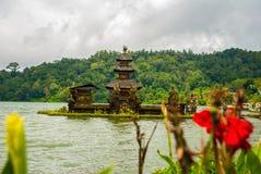 Pura Ulun Danu Batur temple. Bali, Indonesia. Stock Photography