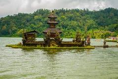 Pura Ulun Danu Batur temple. Bali, Indonesia. Royalty Free Stock Image