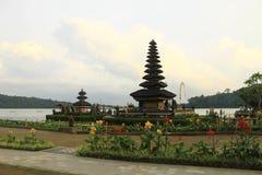 Pura Ulun Danu, Beratan, Bali, Indonésia Foto de Stock Royalty Free