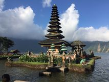 Pura Ulun Danu Beratan stock photos