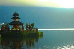 Beautiful Bali. Danau Beratan Bali Royalty Free Stock Photos