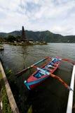 Pura Ulun Danu Bratan, Μπαλί στοκ φωτογραφίες