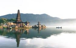 Pura Ulun Danu Bratan, foto de stock royalty free