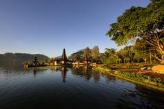 Pura Ulun Danu Bratan, Bali Stock Image