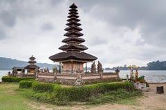 Pura Ulun Danu Bratan in Bali,  Indonesia Royalty Free Stock Photography