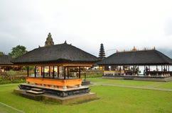 Pura Ulun Danu Bratan, Hindu temple on Bratan lake, Bali, Indonesia Royalty Free Stock Photos