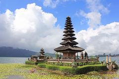 Pura Ulun Danu Bratan Royalty Free Stock Photography