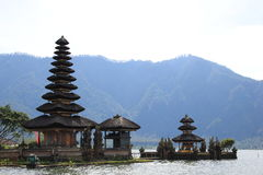 Pura Ulun Danu Bratan Stock Photography