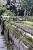 Pura Ulun Danu Bratan tempel Royaltyfri Fotografi